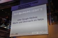 1. Zeit online Debatte